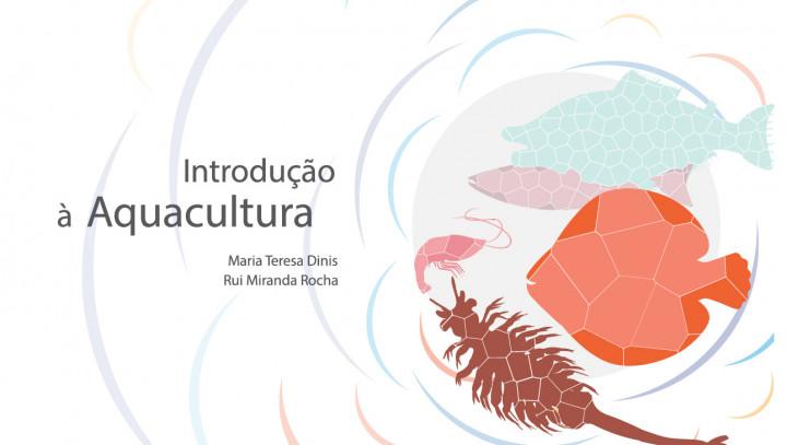"""Capa do livro """"Introdução á Aquacultura"""""""