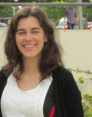 Retrato de Natércia Conceição