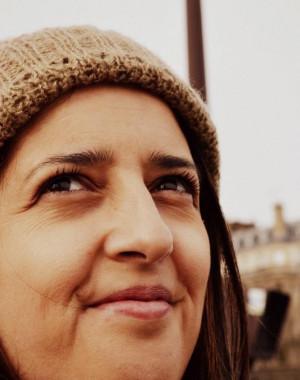 Retrato de Andreia Pinto