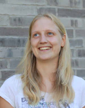 Retrato de Lisa Schueler
