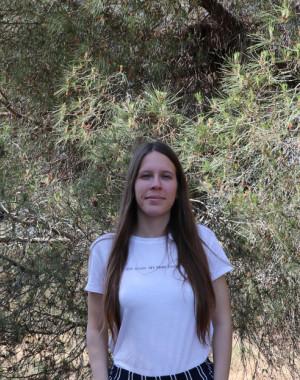 Retrato de Bárbara Cadete