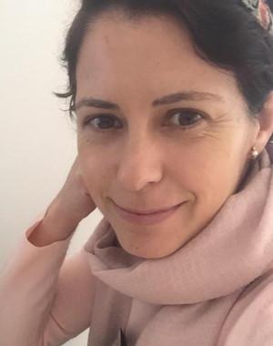 Retrato de Carmen B de los Santos