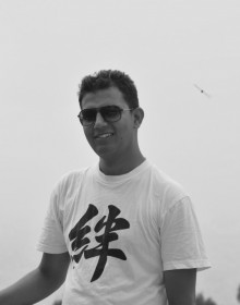 Retrato de Sunil Poudel